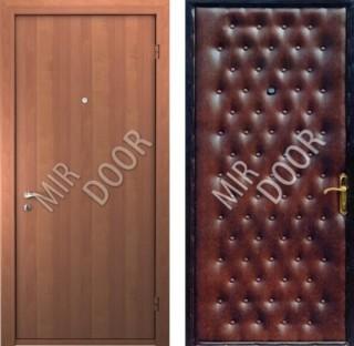 железные офисные двери недорого