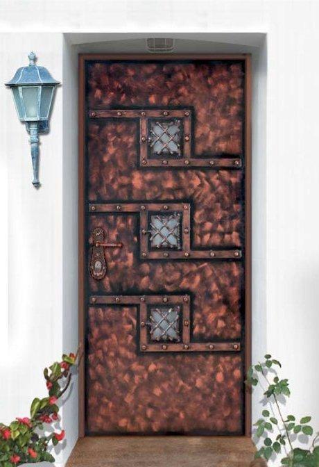 Входные двери в квартиру своими руками