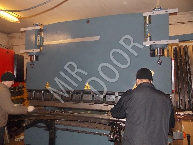 производство металлических дверей в орехово зуево