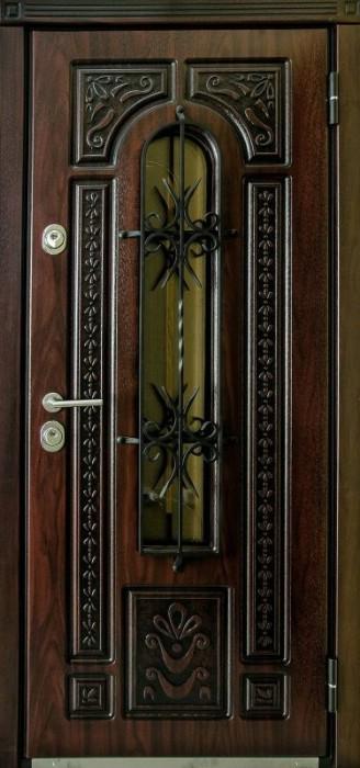 входные двери с окном цена