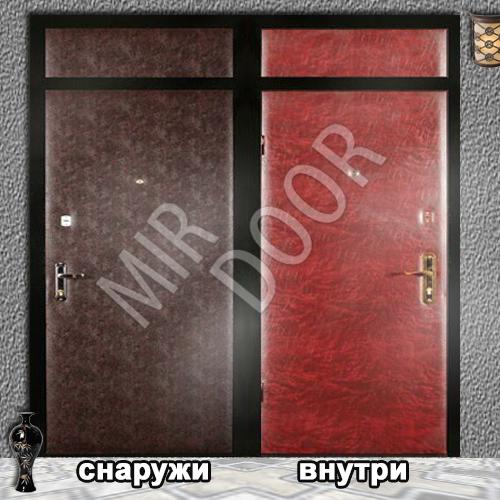 металлические двери эконом класса жуковский