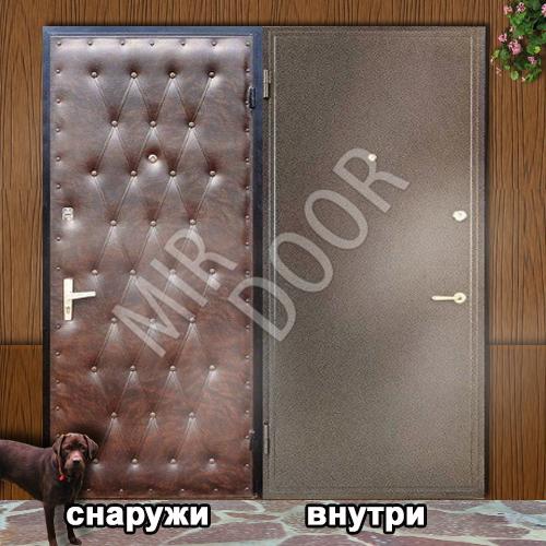 железные тамбурные двери воскресенск