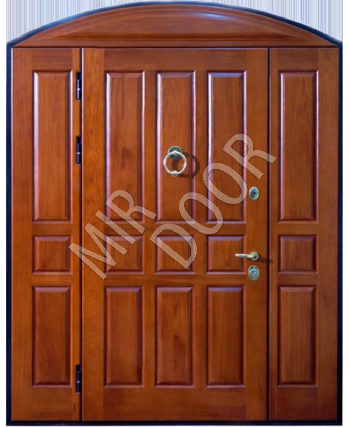металические входные двери для магазина