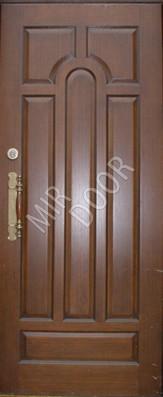 элитные стальные двери с мдф