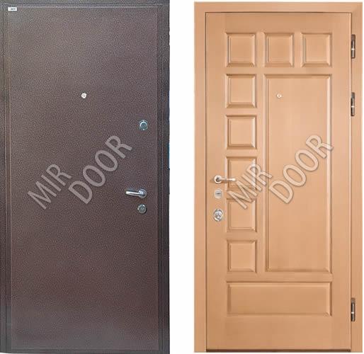 стальные двери производство мдф