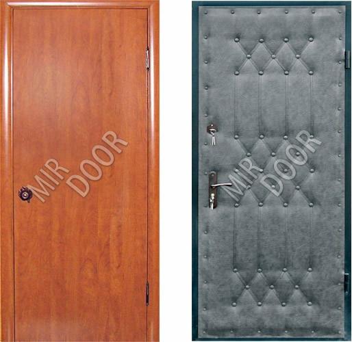 железные двери эконом класса красногорск