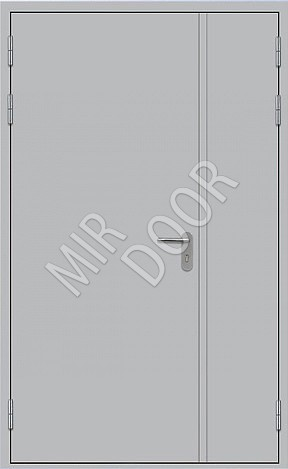 домодедово металлические технические двери заказать