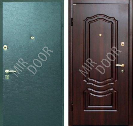 металлические двери класса а