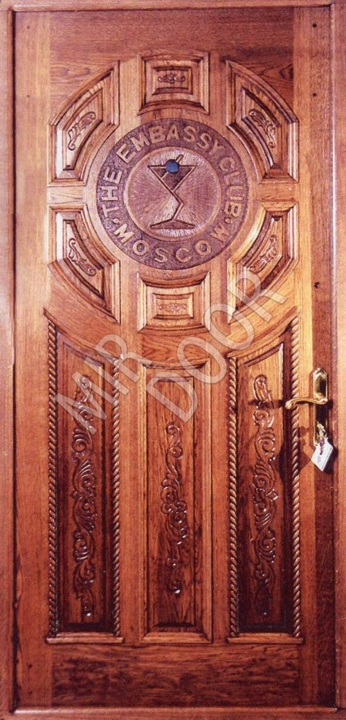 двери входные массива дерева