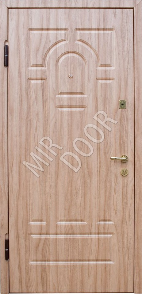 двери металлические мдф пвх