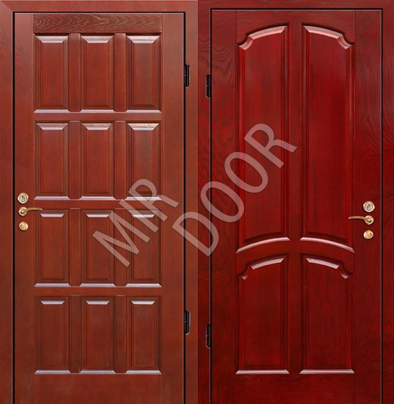 цены на двери стальные входные металлические