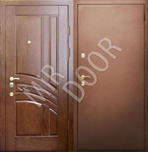 заказать металлические двери в видном недорого