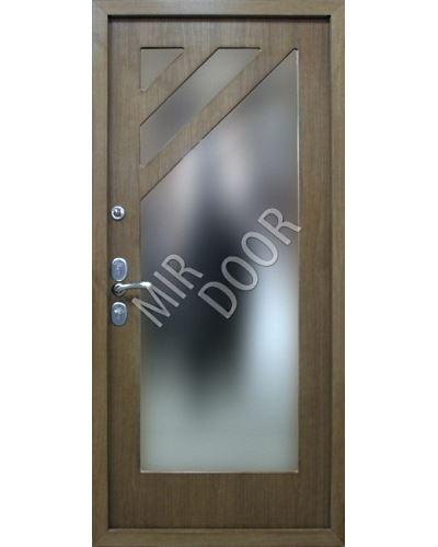 металлические двери в домодедово с зеркалом
