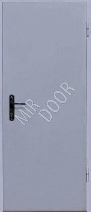 дверь металлическая для технических помещений прайс лист